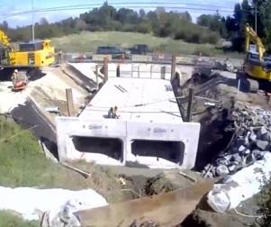 Logan Creek Culvert Replacement